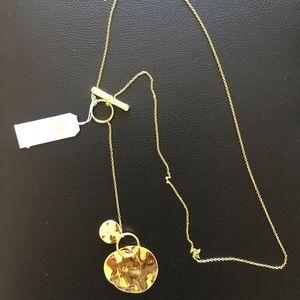 Gorjana 18K plated Necklace